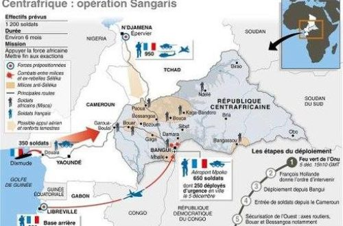 Article : Tchad: Les retombées de la crise centrafricaine