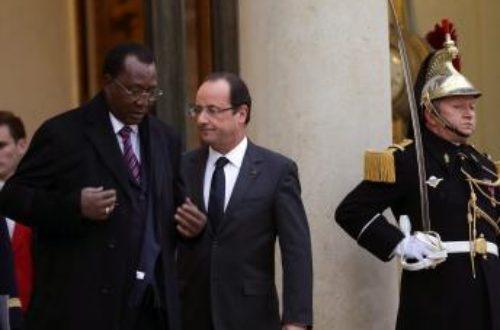 Article : Idriss Déby a-t-il piégé François Hollande ?