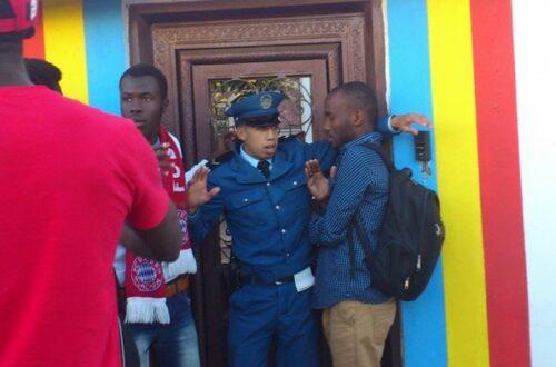 Article : Les étudiants tchadiens en Algérie demandent le départ de l'ambassadeur du Tchad