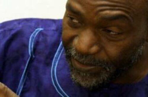 Article : Tchad: Non Saleh Kebzabo, l'alternance n'est pas possible avec Deby