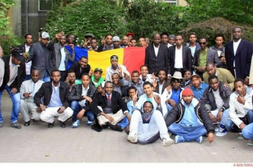 Article : La diaspora tchadienne de France: Un long chemin vers la liberté