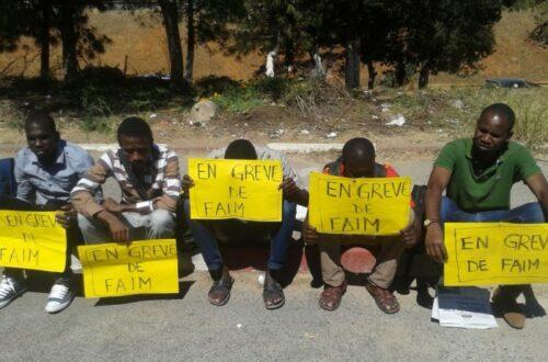 Article : La gréve des étudiants tchadien en Alger prend une autre proportion