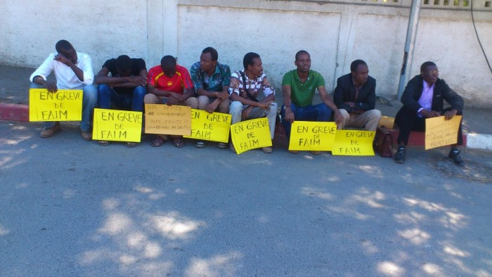 Des étudiants tchadiens en Algérie en gréve de la faim