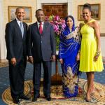 Tchad- retour sur l'actualité:  Le sommet États-Unis – Afrique.