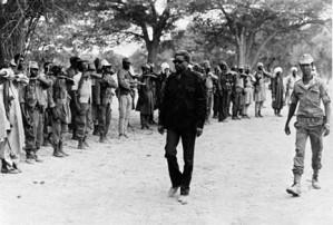Hissen Habré et Idriss Deby