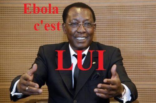 Article : «Le père» suspect d'Ebola signalé au Tchad