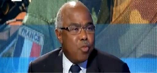 Hissein Brahim Taha, ambassadeur du Tchad en France