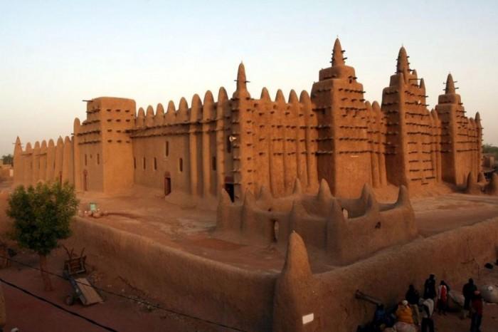 Les mausolées de Tombouctou (Mali)