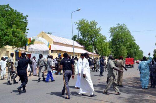 Article : L'armée nigériane dément les frappes aériennes mené par le Tchad sur son sol