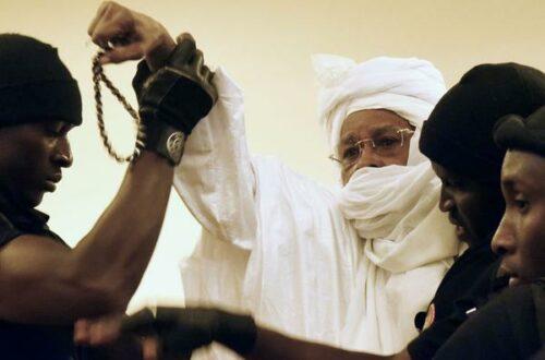 Article : Afrique : Hissein Habré reconnu coupable d'esclavage sexuel forcé