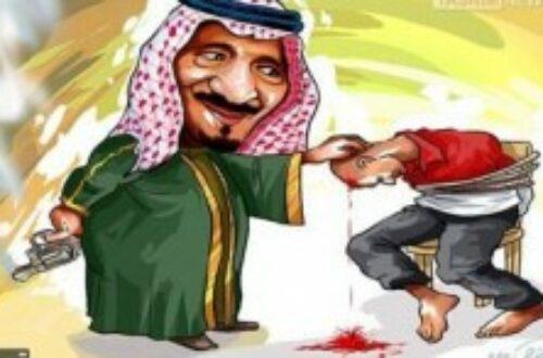 Article : Afrique-Moyen Orient: le panier à crabes saoudiens