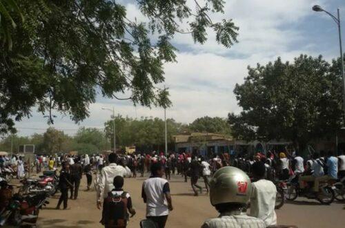 Article : Tchad: un lycéen tué, 5 blessés par l'armée au cours d'une manifestation – AFP