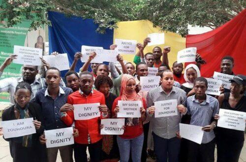 Article : Tchad-Procureur: pas de justice pour Zouhoura