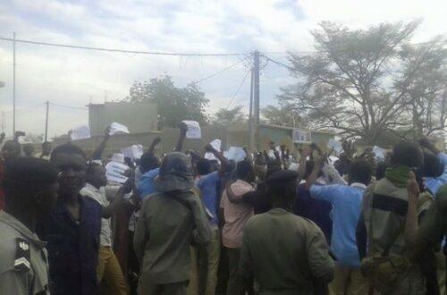 Article : Tchad : la bavure policière n'a pas de limite