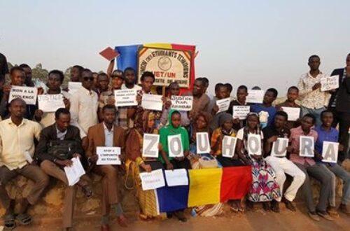 Article : Tchad: le ministre de la sécurité publique Ahmat Bachir serait-il complice d'un viol?