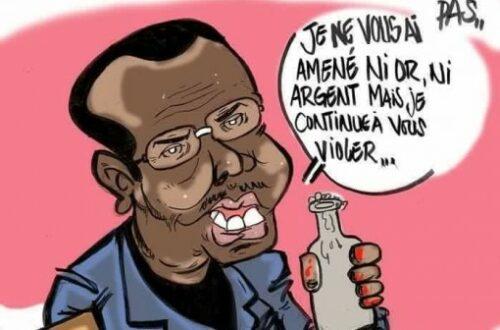 Article : Idriss Deby: Un don pour le Tchad, une bénédiction pour l'Afrique et une  merveille pour le monde