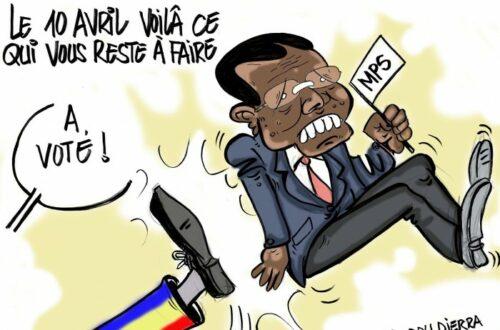 Article : Tchad : La répression des défenseurs des droits humains persiste