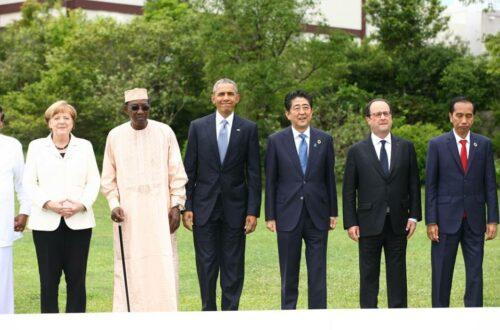 Article : Idriss Deby: un intrus malveillant au G7