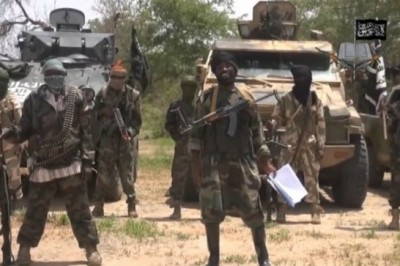 Images du groupe Boko Haram