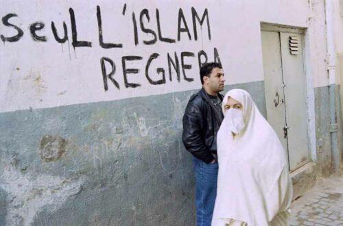 Article : L'échec de l'islam politique
