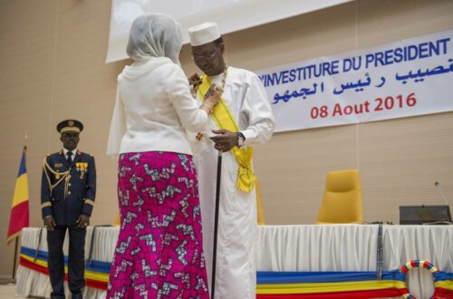 Article : Tchad: l'intronisation d'un dictateur incendiaire