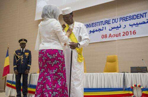 Article : Tchad: l'intronisation d'un dictateur incendiaire